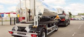 Binder Transport Trailer & Semi-trailer Type 524 R or SR